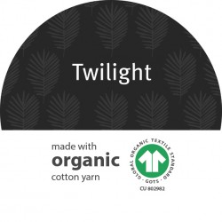 Love and carry ONE + Twilight coton bio