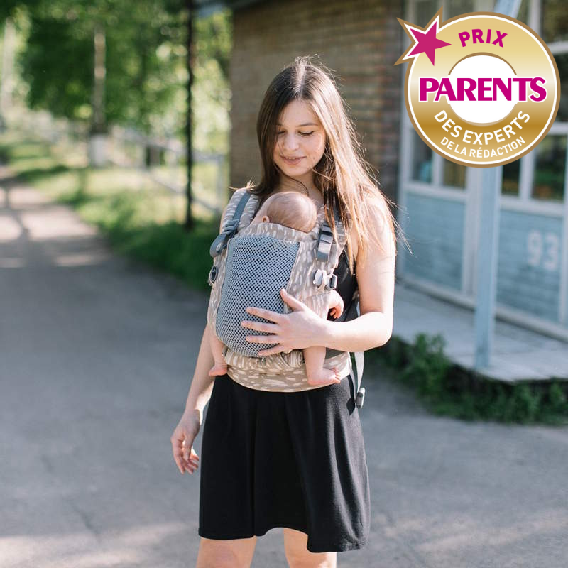 Love & Carry ONE+ Cool Sand Prix Parents