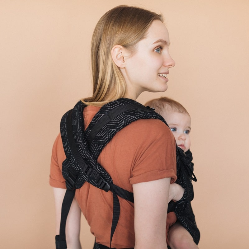 Love & Carry ONE + Cool portage en X